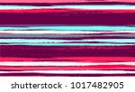 brush strokes and stripes with... | Shutterstock .eps vector #1017482905