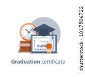 Education Concept  Graduation...