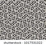 vector seamless pattern. modern ... | Shutterstock .eps vector #1017531322