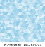 illustration of seamless blue... | Shutterstock . vector #1017534718