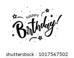 Happy Birthday. Beautiful...
