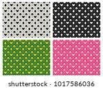 seamless casino pattern in... | Shutterstock .eps vector #1017586036