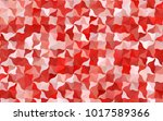 light red vector blurry arched... | Shutterstock .eps vector #1017589366