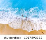 tourist fighting wavest at a...   Shutterstock . vector #1017593332