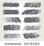 pencil drawing. vector version... | Shutterstock .eps vector #101762425