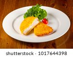 Baked Chicken Breast With Cheese