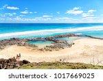 in  australia fraser island the ...   Shutterstock . vector #1017669025