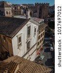 Small photo of Italian church facade