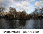 little venice neighbourhood in... | Shutterstock . vector #1017711205