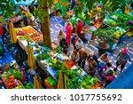 funchal  madeira   portugal  ...   Shutterstock . vector #1017755692