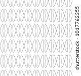 seamless geometric ornamental...   Shutterstock .eps vector #1017762355