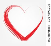 love design  vector... | Shutterstock .eps vector #1017891208