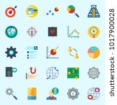 icons about marketing with...   Shutterstock .eps vector #1017900028