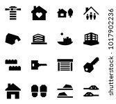 origami style icon set  ... | Shutterstock .eps vector #1017902236
