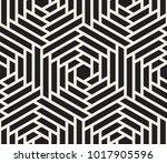 vector seamless pattern. modern ... | Shutterstock .eps vector #1017905596