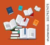 books background concept.... | Shutterstock .eps vector #1017927475