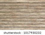 wood texture  wood planks... | Shutterstock . vector #1017930232