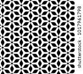 geometric seamless pattern.... | Shutterstock .eps vector #1017961798