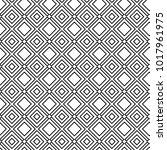 geometric line seamless pattern.... | Shutterstock .eps vector #1017961975