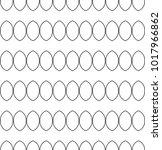 seamless geometric ornamental... | Shutterstock .eps vector #1017966862