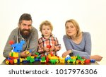 parenthood and game concept.... | Shutterstock . vector #1017976306