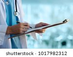 healthcare and medicine concept.... | Shutterstock . vector #1017982312