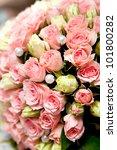 beautiful bouquet | Shutterstock . vector #101800282