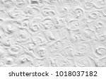 the texture of the roses is... | Shutterstock . vector #1018037182