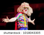 Performances Of A Clown In A...