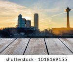selective focus image of top... | Shutterstock . vector #1018169155
