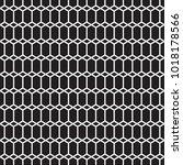 seamless vintage geometric... | Shutterstock .eps vector #1018178566