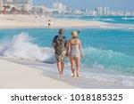 Couple Of Loving Tourists...