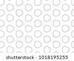 seamless vector pattern in... | Shutterstock .eps vector #1018195255
