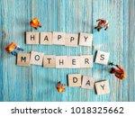 selective focus image of... | Shutterstock . vector #1018325662