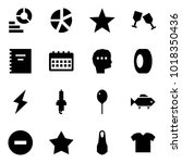 origami style icon set  ... | Shutterstock .eps vector #1018350436