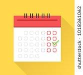 a calendar with days and a...