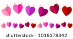 vector illustration of colorful ... | Shutterstock .eps vector #1018378342