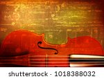 abstract brown grunge vintage...   Shutterstock .eps vector #1018388032