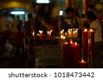 Thai Chinese Pray At Shrine For ...