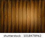 wood texture  vector eps10... | Shutterstock .eps vector #1018478962