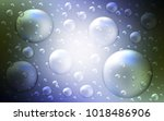 light blue  green vector cover... | Shutterstock .eps vector #1018486906