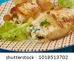 Gemisto Kalamari    Greek Dish  ...