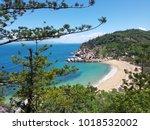 arthur bay  magnetic island ...   Shutterstock . vector #1018532002