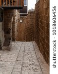 stone old city jaffa in tel aviv   Shutterstock . vector #1018606456