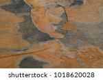 rust stone wall or grunge stone ... | Shutterstock . vector #1018620028