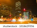 tel aviv  israel   december ... | Shutterstock . vector #1018629556