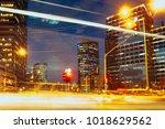 tel aviv  israel   december ... | Shutterstock . vector #1018629562