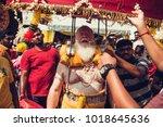 kuala lumpur  malaysia  ... | Shutterstock . vector #1018645636