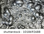 a close up of the bubbles of... | Shutterstock . vector #1018692688