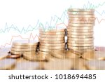financial concept image | Shutterstock . vector #1018694485